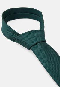 Pier One - Tie - dark green - 2