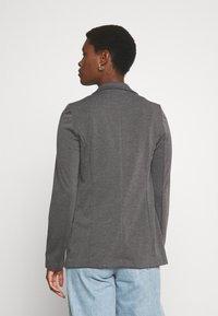 Vero Moda Tall - VMJILLNINA  - Blazer - dark grey melange - 2