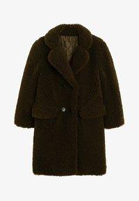 Mango - AUREN - Winter coat - vert foncé - 0