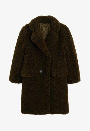 AUREN - Winter coat - vert foncé