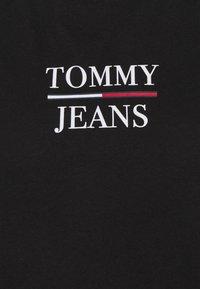 Tommy Jeans - ESSENTIAL - T-shirt imprimé - black - 2