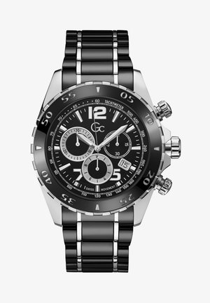 SPORTRACER  - Chronograph watch - black & silver