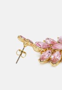 Pieces - PCLEEZA EARRINGS - Earrings - gold-coloured/rose - 1