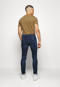 Only & Sons - ONSLOOM LIFE ZIP  - Slim fit jeans - blue denim - 2