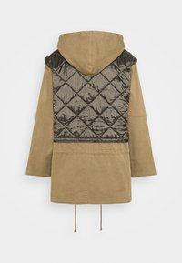 H2O Fagerholt - FIELD JACKET - Krátký kabát - khaki - 1
