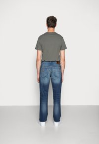G-Star - 3301 LOOSE FIT - Relaxed fit jeans - joane stretch denim - worker blue faded - 2