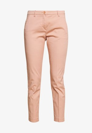 Chinos - light pink