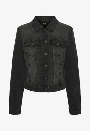 Denim jacket - medium grey denim