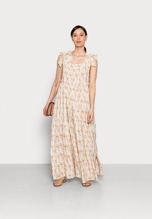 MUNA LONG DRESS - Maxi-jurk - cherry flower mix