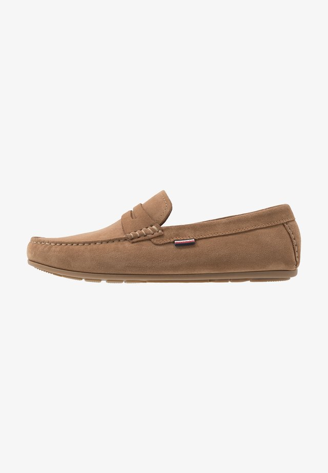 CLASSIC PENNY LOAFER - Mocassins - beige