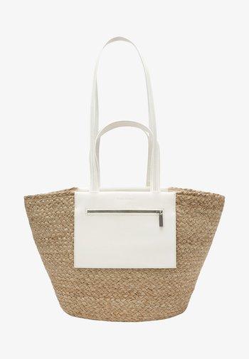 LICA - Cabas - cotton white