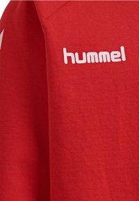 Hummel - HMLGO  - Sweatshirt - red - 3