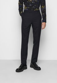 Paul Smith - GENTS TAILORED FIT BUTTON SUIT - Suit - dark blue - 4