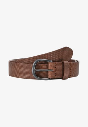Belt business - rhino brown