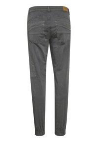 Cream - Slim fit jeans - eiffel tower - 5