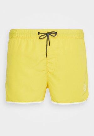 JJIIBIZA JJSWIM SOLID - Swimming shorts - vibrant yellow