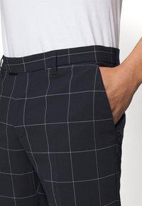 DRYKORN - PIET - Suit trousers - dark blue - 4