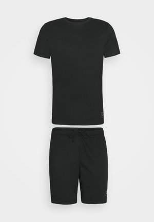 LOUNGEWEAR GIFT SET - Pyjamas - black