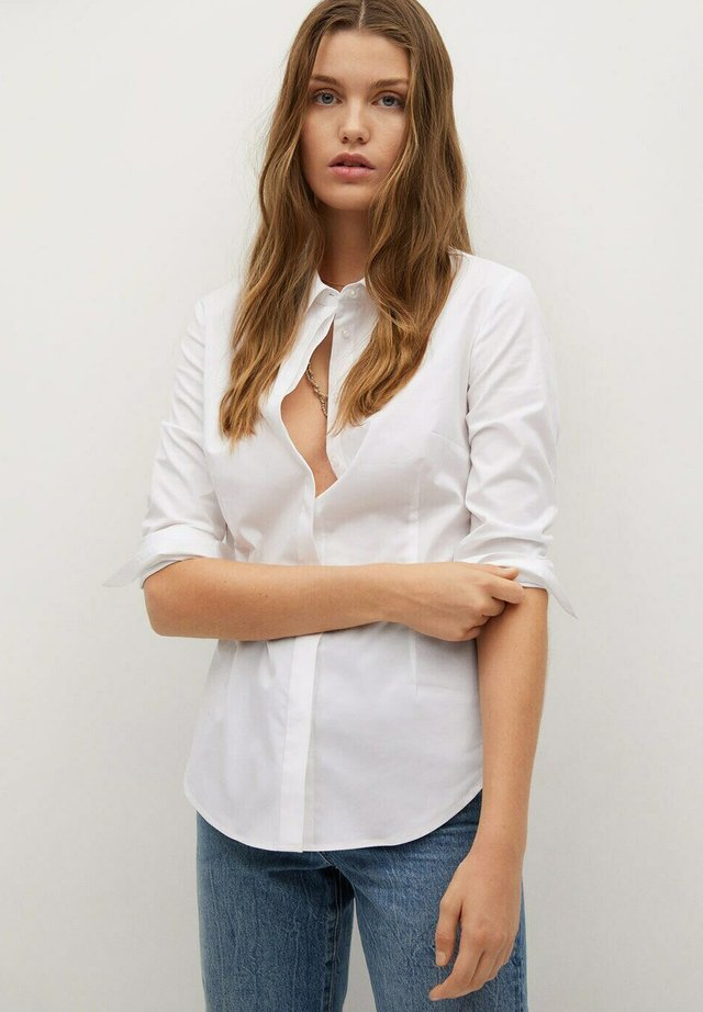 SOFIA - Camicia - off white