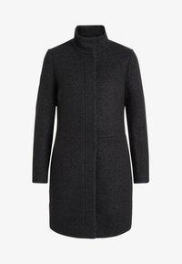 Vila - Zimní kabát - black - 4