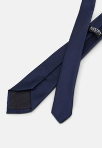 Burton Menswear London - TIES 2 PACK - Tie - navy - 3