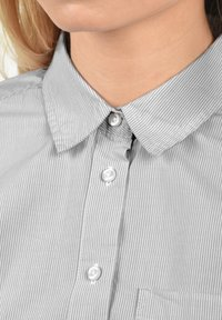 Desires - DRINA - Button-down blouse - mid grey - 3