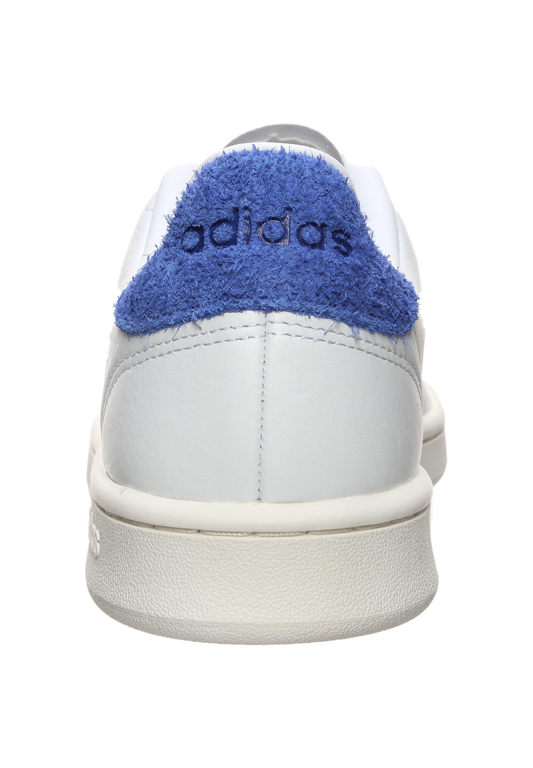ADVANTAGE SNEAKER HERREN - Baskets basses - footwear white / royal blue