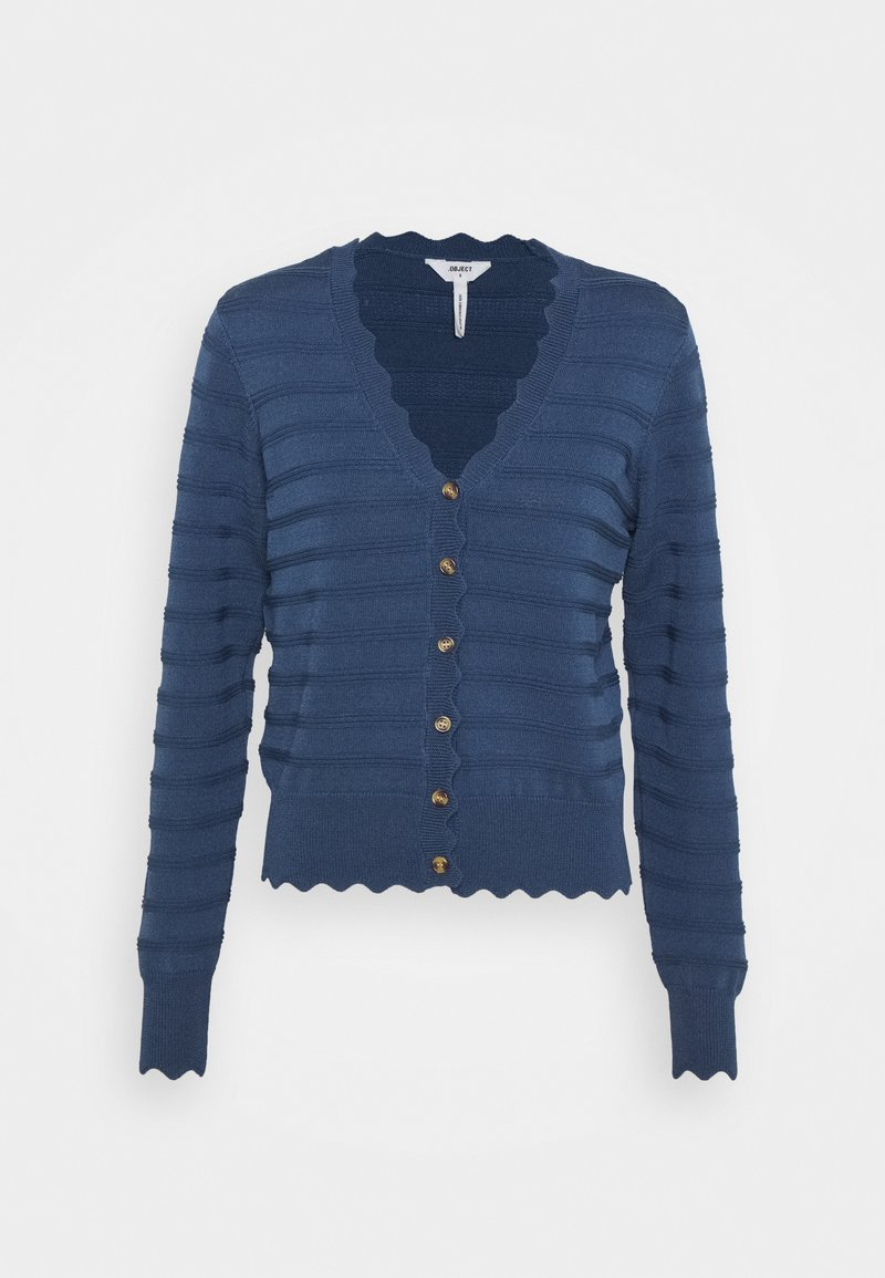 Object - Cardigan - ensign blue