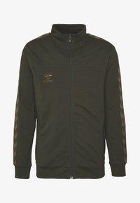 MOVE CLASSIC - Training jacket - rosin