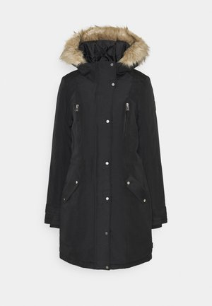 VMEXPEDITIONTRACK - Parka - black