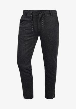 Spodnie materiałowe - charcoal