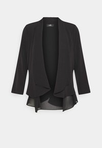 Wallis - HENNA WATERFALL - Blazer - black - 0