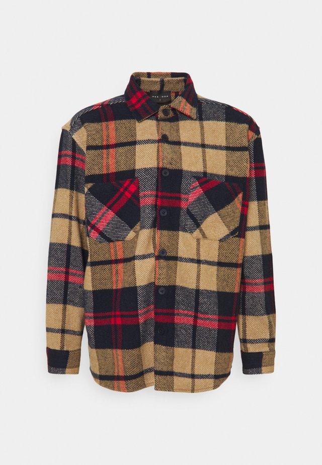 DELTA HEAVY UNISEX - Shirt - vintage royal