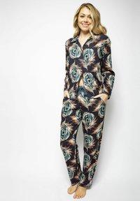 Cyberjammies - Pyjama bottoms - peacock - 1