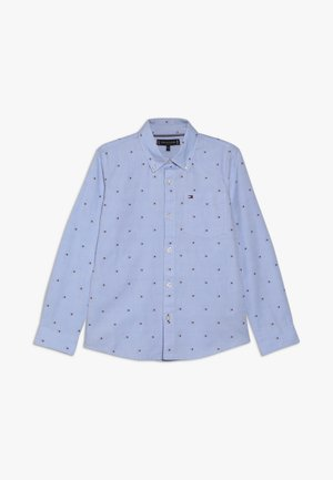 FLAG OXFORD - Shirt - blue