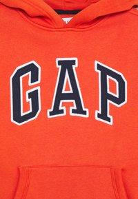 GAP - BOY FASH LOGO HOOD - Hoodie - flare orange - 2