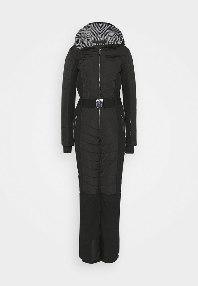 ELGMO - Spodnie narciarskie - black