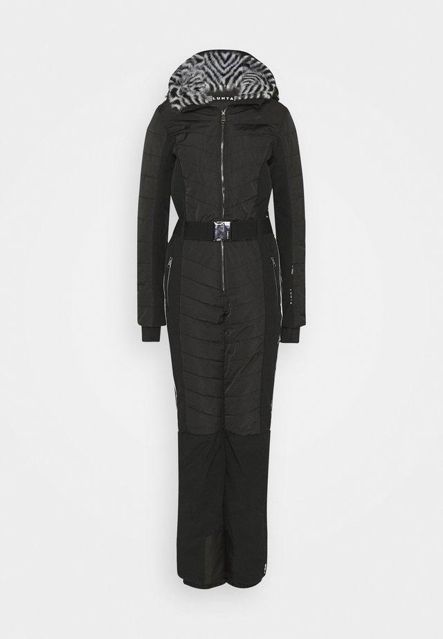 ELGMO - Zimní kalhoty - black