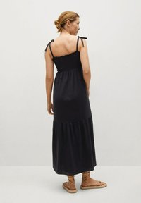 Mango - INES - Day dress - zwart - 1