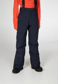 Protest - SPIKE JR  - Zimní kalhoty - space blue - 1