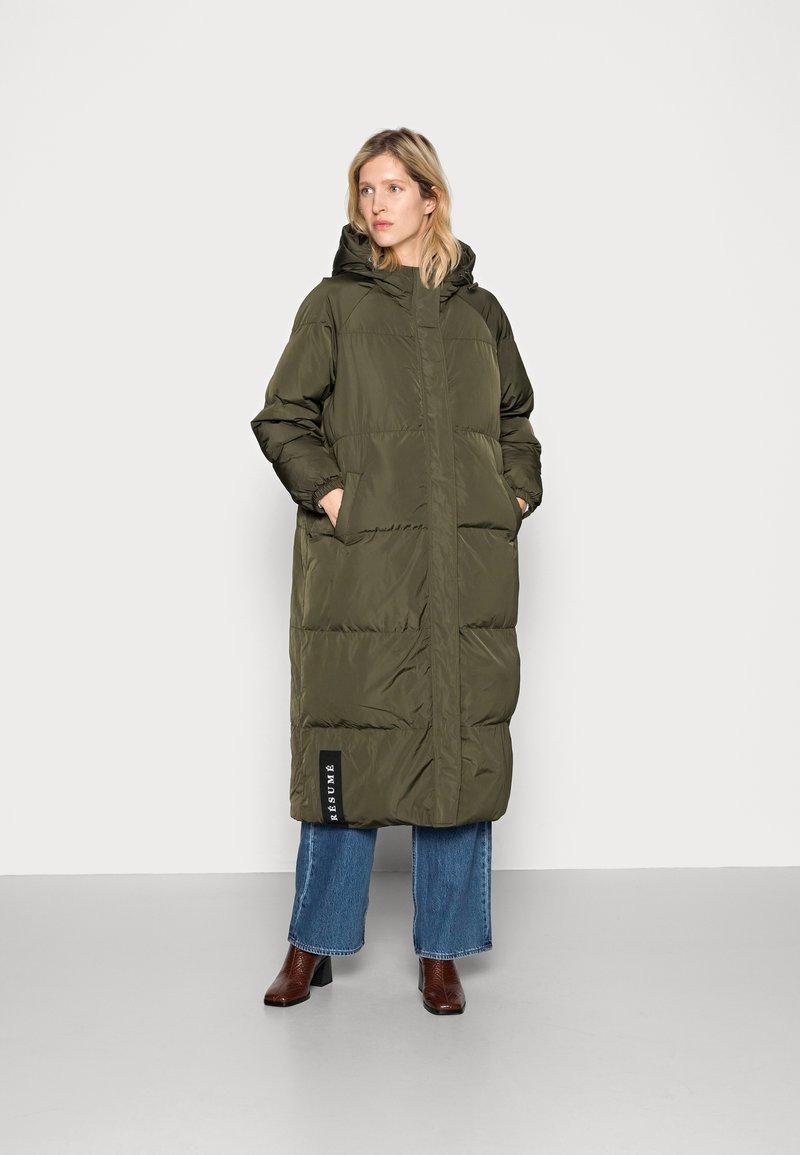 Résumé - ALEXA JACKET - Winter coat - army