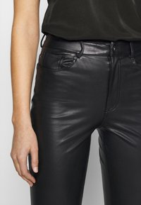 ONLY - ONLEMILY - Trousers - black - 3