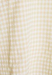 Bruuns Bazaar - SEER ADELAIA BLOUSE - Blouse - roasted grey - 2