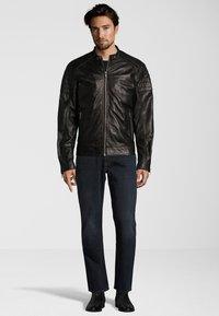 Capitano - IOWA - Leather jacket - black - 1
