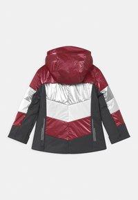 CMP - GIRL FIX HOOD - Lyžařská bunda - magenta - 1