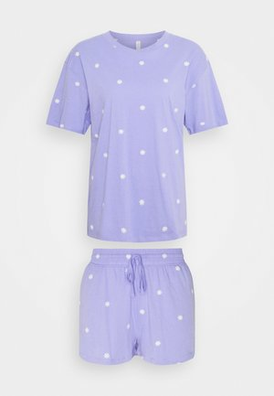 90'S BED  - Pyjamas - cornflower blue