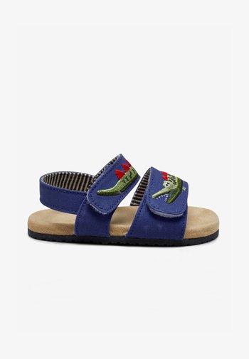 Sandals - blue-grey