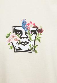 Obey Clothing - GARDEN - Printtipaita - cream - 2