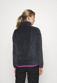 Campagnolo - WOMAN JACKET - Fleece jacket - titanio - 2