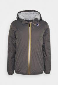 K-Way - UNISEX LE VRAI CLAUDE ORSETTO - Winter jacket - grey smoke - 0